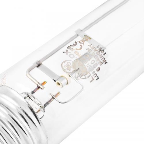 GE Lucalox HO 600: Идеальная лампа для растениеводства, Оптимальные показатели роста, Высокая продуктивность