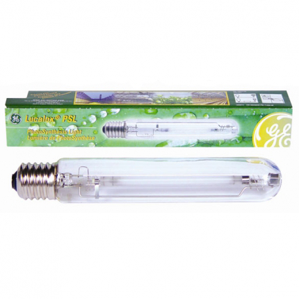 General Electric Lighting – лидер в технологии газоразрядных ламп высокой интенсивности. GE изобрела в 1962 году первую натриевую лампу высокого давления!