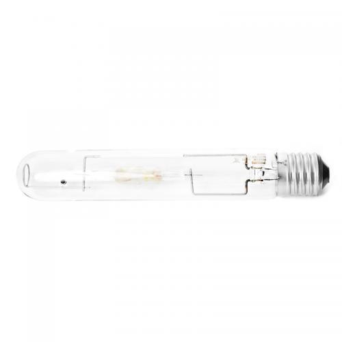 Philips HPI-T plus 400W Лампы MASTER HPI-T Plus — это металлогалогенные лампы высокого давления, кварцевая разрядная трубка которых заключена в прозрачную цилиндрическую внешнюю колбу.