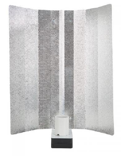 Светильник PEARLPRO с отражателем из аллюминия. Бюджетный вариант светильника без возможности монтажа вентилятора для активного охлаждения лампы, от изветного бренда GARDEN HIGHPRO.