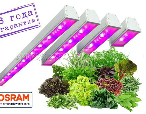 Предназначены как для досветки рассады и взрослых растений при выращивания овощных, салатных, цветочных и других агрокультур, так и в полной светокультуре( в условиях полного отсутствия солнечного света).