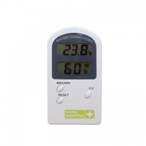 Термометр с гигрометром HYGROTHERMO BASIC-TA138-CSTE140225114 Метеостанция с термометром и гигрометром. Позволяет отслеживать температуру и относительную влажность в ежедневном режиме.