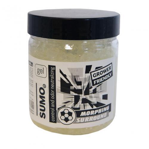 Нейтрализатор запаха Sumo Bubble Gum Gel 0,5 L Органический нейтрализатор запаха Sumo Bubble Gum Gel эффективно поглощает запахи бытового мусора, животных, продуктов химической деятельности и другие неприятные запахи засчет уникальной формулы натуральных экстрактов и масел растений. Высокий класс экологичности делают продукцию SUMO абсолютно безопасной для людей и животных.