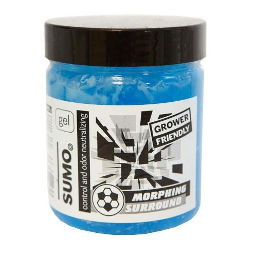 Нейтрализатор запаха Sumo Extreme Blue Ice GEL 0,5 L Органический нейтрализатор запаха Sumo Extreme Blue Ice Gel эффективно поглощает запахи бытового мусора, животных, продуктов химической деятельности и другие неприятные запахи засчет уникальной формулы натуральных экстрактов и масел растений. Высокий класс экологичности делают продукцию SUMO абсолютно безопасной для людей и животных.