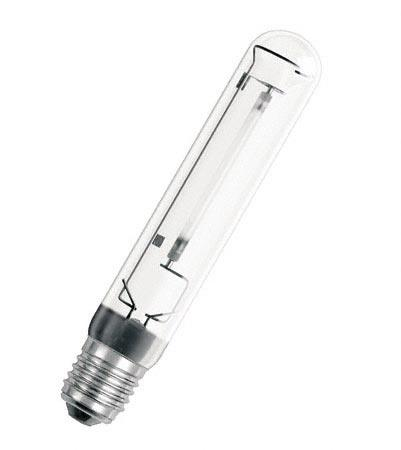 Натриевая лампа OSRAM VIALOX NAV-T 600W SUPER 4Y E40  90000lm d46x285 прозрачный  цилиндр -Натриевые лампы высокого давления с прозрачной трубчатой внешней колбой. Особенности: - Прозрачная трубчатая внешняя колба; - Высокая светоотдача; - Надежная конструкция обеспечивает защиту от вибрации и увеличивает срок службы лампы;