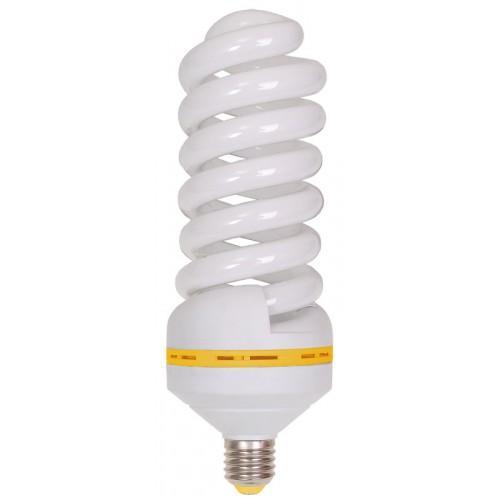 Компактная люминесцентная лампа IEK КЭЛ-FS Е27 100Вт 6500К Компактные энергосберегающие лампы с интегрированным балластом применяются как альтернативные лампам накаливания источники света.