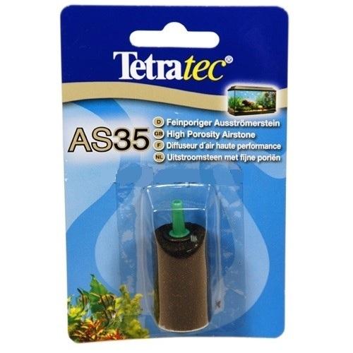 Распылитель Tetra AS 35 Мелкопористые распылители воздуха служат для обеспечения аквариума кислородом. Равномерное распределение кислорода в виде мелких пузырьков.