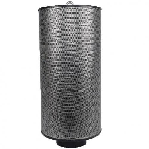 Угольный фильтр Magic Air 800  м3/ 150 мм (сетка металл) Фильтры MagicAir заполнены гранулированным активным углем высокого качества, отечественного производства (ОАО Сорбент) Фильтры MagicAir заполняются углем на уникальной установке, где уголь не только уплотняется, но и очищается от угольной пыли. Для очистки фильтруемого воздуха от пыли и пыльцы фильтр комплектуется многоразовым предфильтром (допускается 2-3 стирки). Демпфер-уплотнитель позволяет использовать фильтр в любом пространственном положении (вертикально, горизонтально).