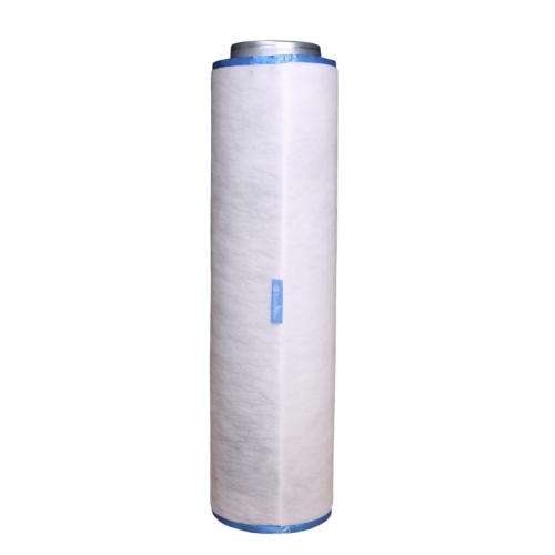 Nano Filter XXXL 1000 м3 Воздушные угольные фильтры NanoFilter предназначены для очистки вентиляционных выбросов. Угольный фильтр, встраиваемый в систему приточно-вытяжной вентиляции, обеспечивает очистку воздуха от аллергенных примесей и запахов органического происхождения, и при правильной установке и эксплуатации, гарантируют практически полную очистку. Высококачественный активированный уголь обеспечивает работу фильтра в непрерывном режиме не менее 12 месяцев. Внешний предфильтр подлежит замене каждые 4-6 месяцев.