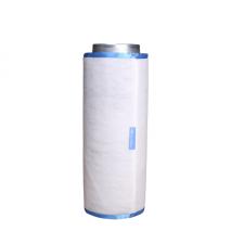 Nano Filter XL 600 м3 Воздушные угольные фильтры NanoFilter предназначены для очистки вентиляционных выбросов. Угольный фильтр, встраиваемый в систему приточно-вытяжной вентиляции, обеспечивает очистку воздуха от аллергенных примесей и запахов органического происхождения, и при правильной установке и эксплуатации, гарантируют практически полную очистку. Высококачественный активированный уголь обеспечивает работу фильтра в непрерывном режиме не менее 12 месяцев. Внешний предфильтр подлежит замене каждые 4-6 месяцев.