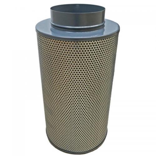 Фильтр угольный КЛЕВЕР - М 500 м3 Рекомендации по  эксплуатации фильтров КЛЕВЕР: - срок активности угля - 3 года (с момента выпуска угля). - периодичность смены угля - 1-2 раза год (в зависимости от интенсивности эскспуатации). - замену угля можно производить самостоятельно, фильтр легко разбирается. - предфильтр рекомендовано стирать раз в 3-4 месяца. Выдерживает 2-3 стирки, рекомендуемая температура воды 40С.