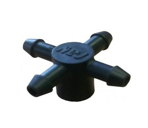 Разветвитель на 4 выхода Idrop 3 мм