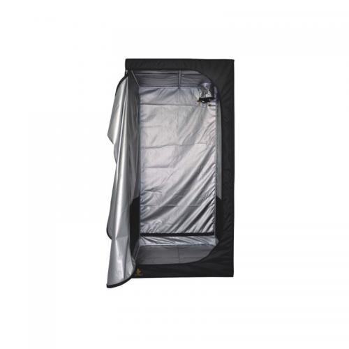 Dark Dryer 90 V 2.5 (90*90*180 cm) Драй тент.  Сборно-разборная конструкция для сушки трав, фруктов, орехов и прочих плодово-ягодных культур. Позволяет моделировать микроклимат внутри палатки, изолированно от помещения, в котором она находиться.