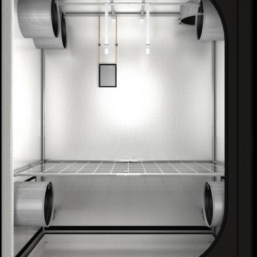 Dark Room Wide 150x90x200 cm V3.0 Профессиональный гроутент, сделан из высококачественного светоотражающего материала «Mylar».