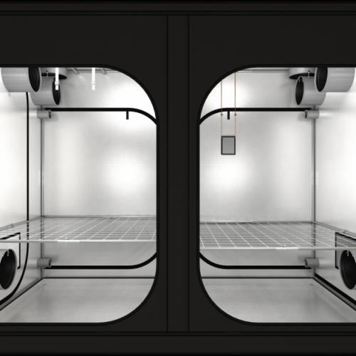 Dark Room Wide 300x150x235cm V3.0 Профессиональный гроутент, сделан из высококачественного светоотражающего материала «Mylar».