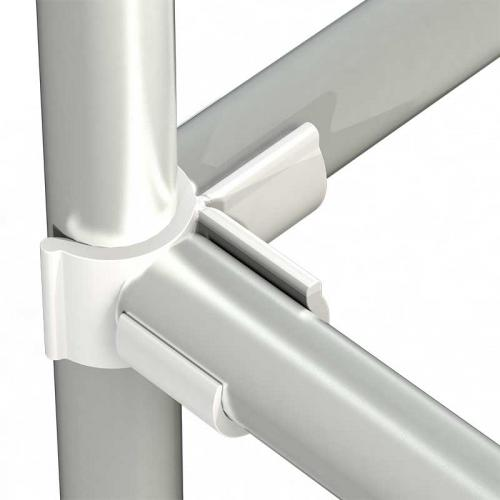 Space Booster D16 mm 2 axes Y Shape Пластиковый уголок для соединения трубок диаметром 16 мм в тент-палатках. Предназначен для усиления каркаса.