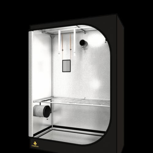 Dark Street Wide v3,0 120х60х170cm Профессиональный гроутент, сделан из высококачественного светоотражающего материала «Mylar». Диаметр труб каркаса 16 мм, обеспечивает непревзойденную жесткость конструкции.