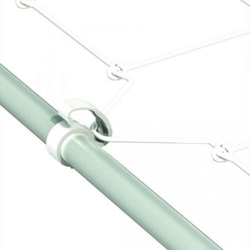 Сетка скрог Web Plant Support 90х90 cm Сеть для поддержки ветвей, их разведение в стороны для лучшей освещенности и т.п.