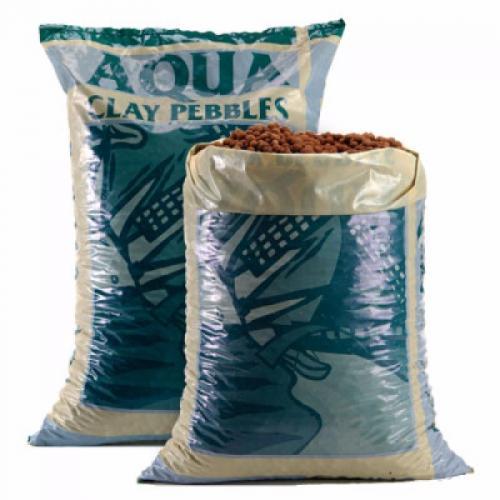 Керамзит CANNA Aqua Clay Pebbles - это обожженные глиняные шарики, которые являются идеальным субстратом.