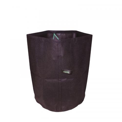 Grow Bag 15 л, 1 шт (min заказ 15шт) Нетканный мешок для растений, изготовленный из специального текстильного полотна. Обеспечивает максимально благоприятные условия для роста растений, обеспечивает аэрацию и подрезание корней, а также воду, что исключает перелив и гниение. Горшки из текстиля изготавливаются из надежных высококачественных материалов и могут использоваться неоднократно.