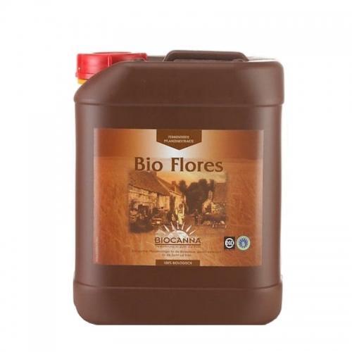 Органическое удобрение для стадии цветения BIOCANNA Bio Flores, 5 L BIOCANNA Bio Flores создан из органических растительных материалов и обеспечивает растение необходимыми минералами в правильных пропорциях. Также в состав удобрения входят такие вещества, как бетаин и аминокислоты, которые дают растениям дополнительную силу на фазе цветения.