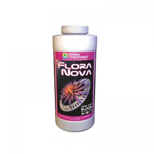 Flora Nova Bloom GH 473 ml (t°C) Жидкое удобрение высочайшей концентрации, отлично подходит для всех видов культивирования - гидропоника, аэропоника, почва на стадии цветения и плодоношения .