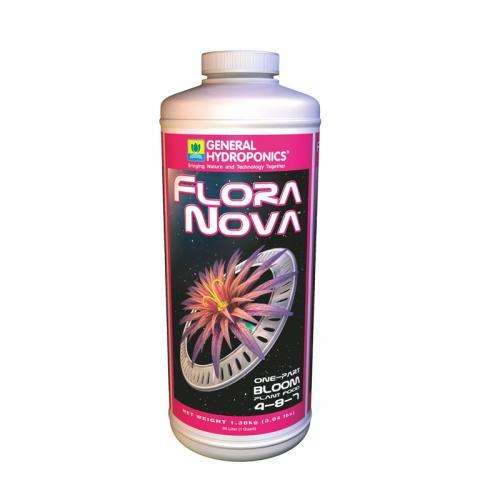Flora Nova Bloom GH 946 ml (t°C) Жидкое удобрение высочайшей концентрации, отлично подходит для всех видов культивирования - гидропоника, аэропоника, почва на стадии цветения и плодоношения .