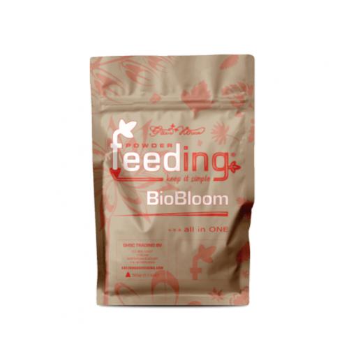 Powder Feeding BIO Bloom 0,5 kg BioBloom  - это полнорациональное порошковое био-удобрение, специально разработанное для всех видов растений в период цветения. Все питательные вещества получены из природных минералов и органического сырья.