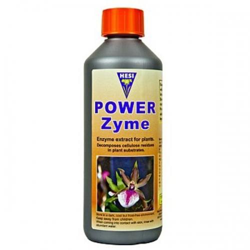 HESI PowerZyme 0.5 L Ферментный экстракт для растений. Обеспечивает чистую и богатую кислородом среду выращивания. Укрепляет растения и их корни. Улучшает микрофлору и повышает иммунитет.