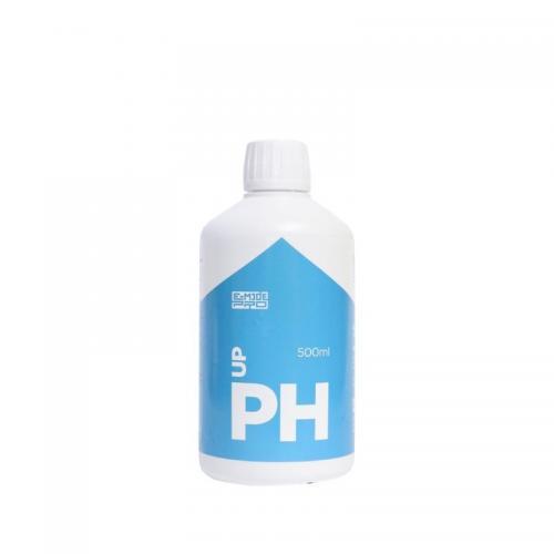 pH Up E-MODE 0.5 L (t°C) Препарат предназначен для повышения рН раствора или воды.