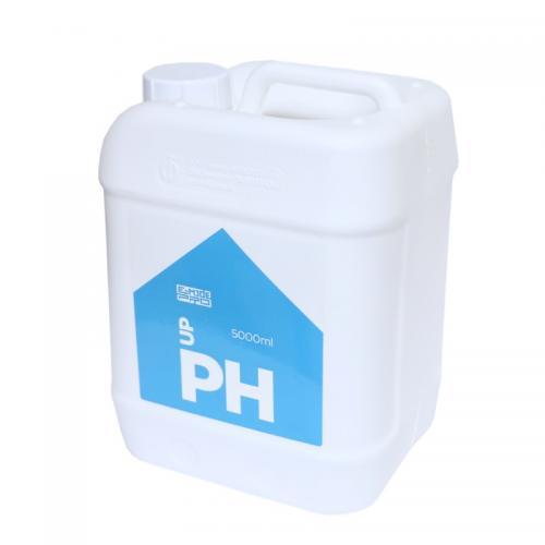 pH Up E-MODE 5L (t°C) Препарат предназначен для понижения уровня рН раствора.